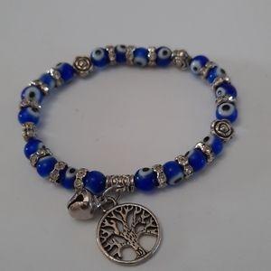 Girls Tree of Life Protection Bracelet